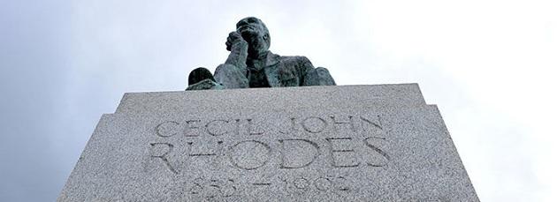 Statue of Cecil John Rhodes