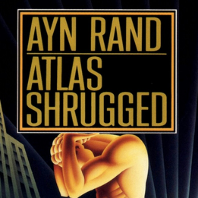 Ayn Rand - Atlas Shrugged - VimfromZim