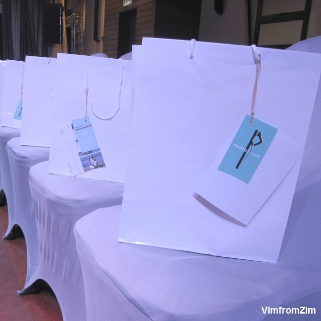 Front Row - Gift Bags - VimfromZim