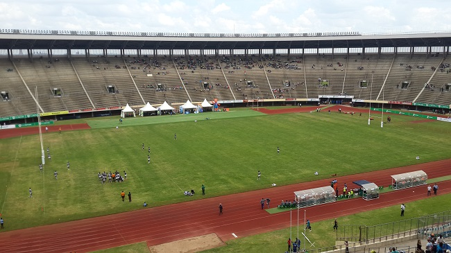 3. VimfromZim - National Sports Stadium Pitch