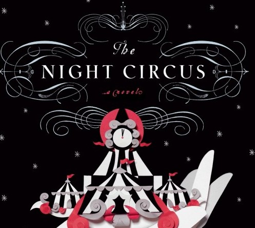The Night Circus - Book Cover